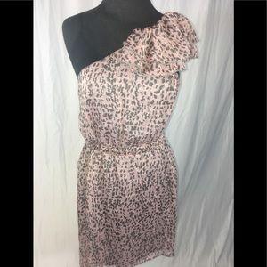 My beloved one shoulder dress size sm